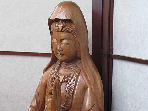 仏像のお焚き上げ